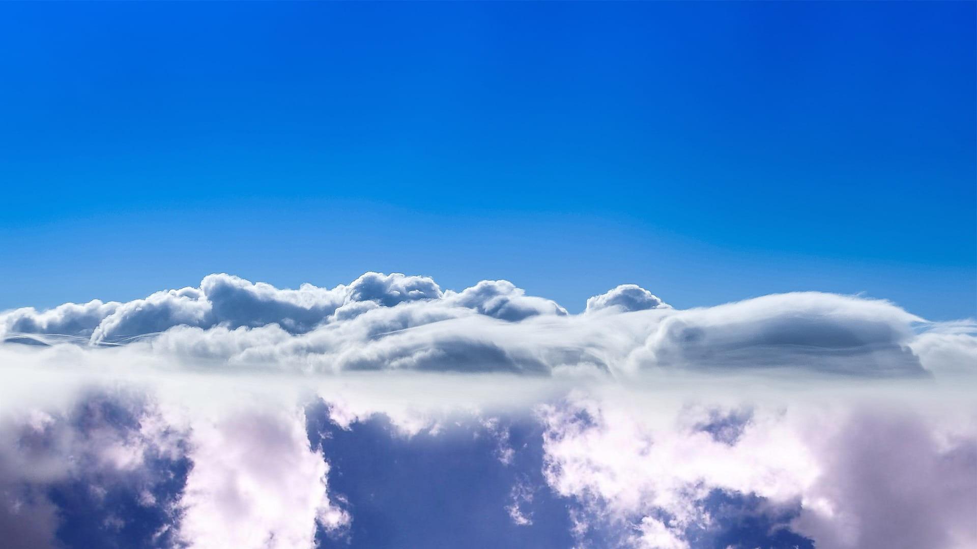 Nebo koje se preseca drugim nebom